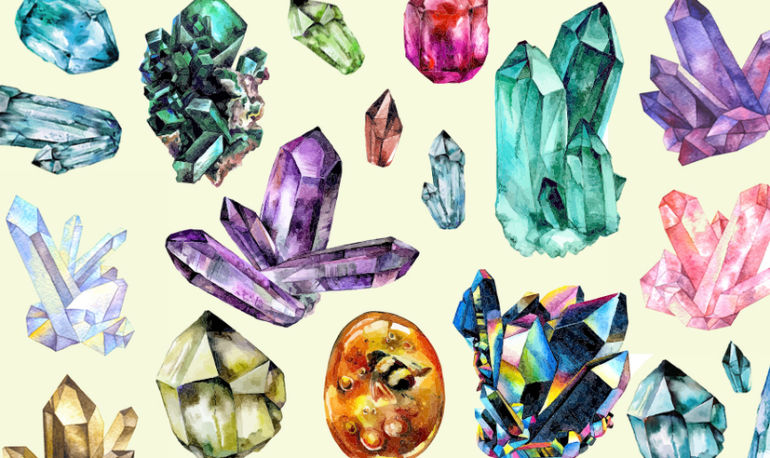 The Crystal Rituals That Will Amplify Your Astrological Potential This February Hero Image
