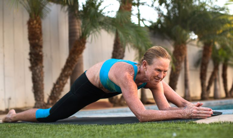 Is Yoga The Key To Acing An Ironman? This Triathlete Thinks So Hero Image