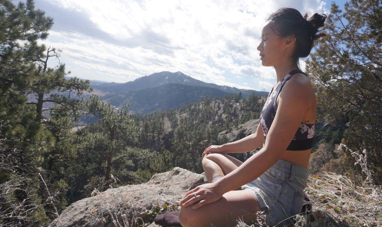 I Meditated For 365 Days Straight. Here's What Happened Hero Image