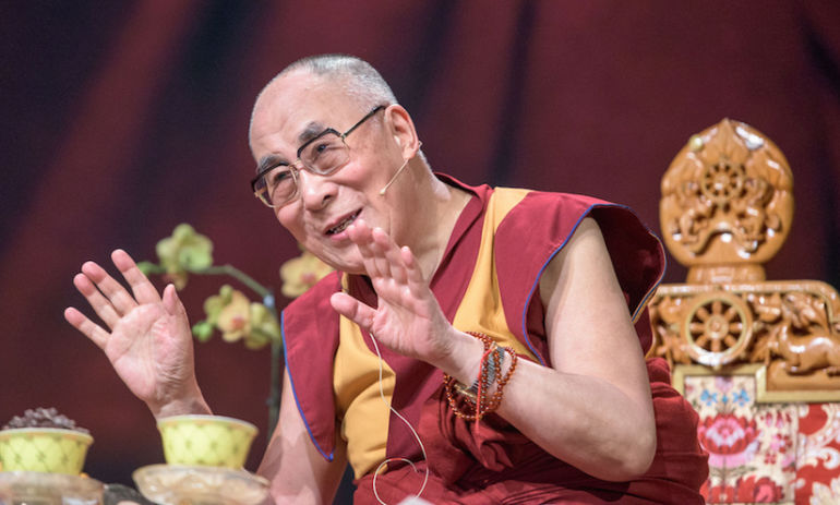 "Dalai Lama: If A Female Dalai Lama Comes, She ""Must Be Very Attractive"" Hero Image"
