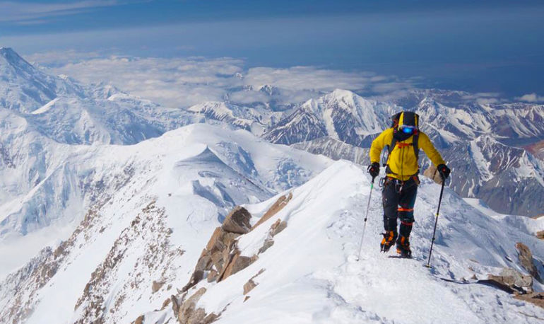 This Adventurer Climbed Everest To Inspire Kids To Follow Their Dreams Hero Image