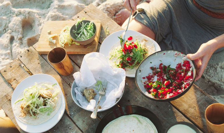 8 Easy Ways To Shake Up Your Healthy Dinner Routine Hero Image