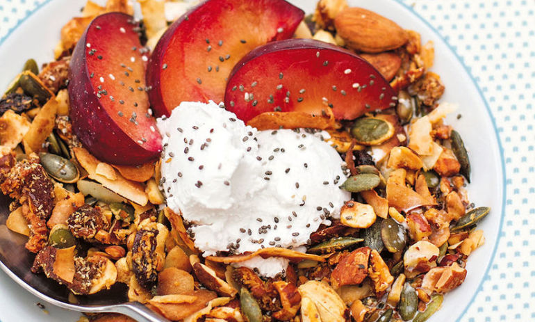 A Grain-Free Granola Recipe You'll Want To Eat All Week Hero Image