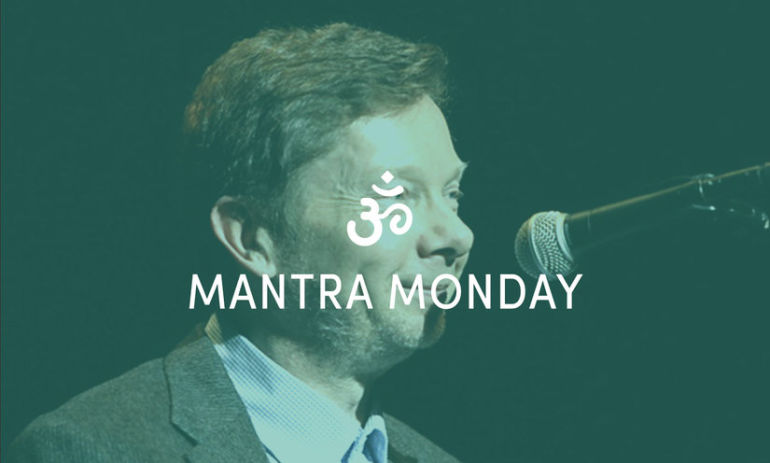 11 Eckhart Tolle Quotes To Inspire Your Day Hero Image
