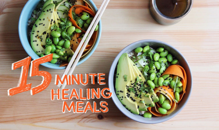 A Vegan Edamame + Avocado Bowl That's Even Better Than Poke Hero Image