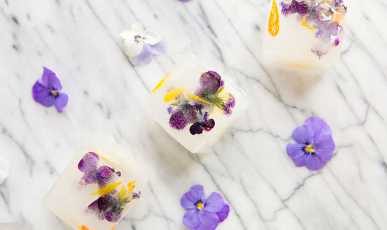 5 Edible Flowers You Should Try + The Perfect Summer Salad To Use Them In Hero Image