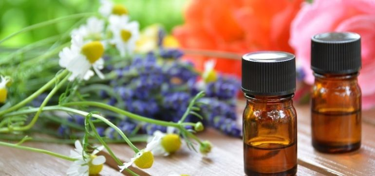 A Guide To Essential Oils (Infographic) Hero Image