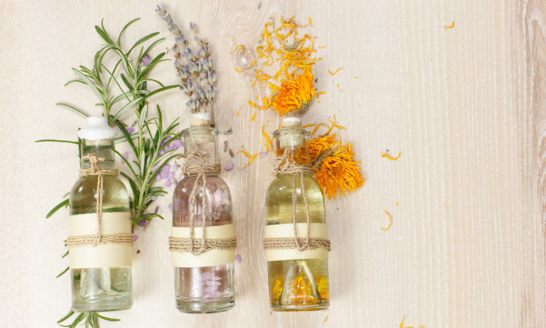 9 Essential Oils + How To Use Them For Clear, Radiant Skin Hero Image