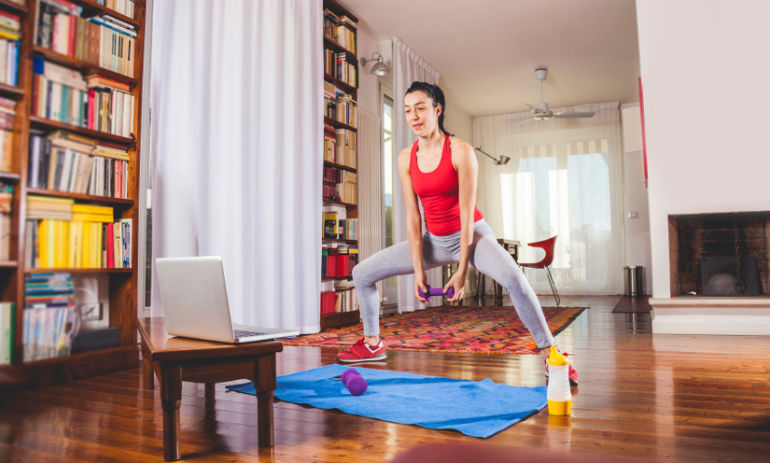 Post-Thanksgiving Workout: Easy Moves To Beat Turkey Coma Hero Image