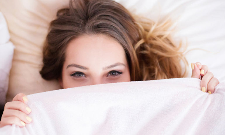 5 Ridiculously Simple Ways To Look Like You've Had The Best Sleep Of Your Life Hero Image