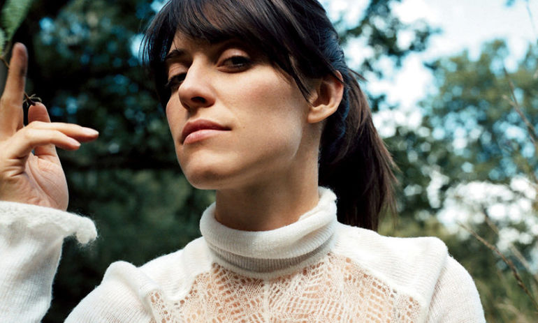 Indie-Pop Singer & Songwriter Leslie Feist On Happiness, Health, And #Wellth Hero Image
