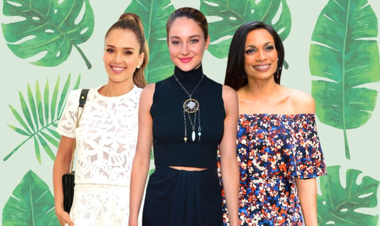 These Celebs Are Nailing The Green Beauty Game: Here Are Their Favorite Tips Hero Image