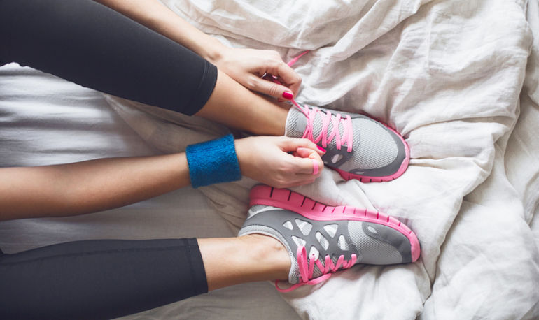 How to Become an Early-Morning Exerciser: The 7 Tricks That Worked For Me Hero Image