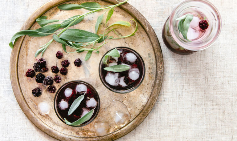 4 Luxurious Flavored Waters To Help Undo Your Morning Coffee Habit Hero Image
