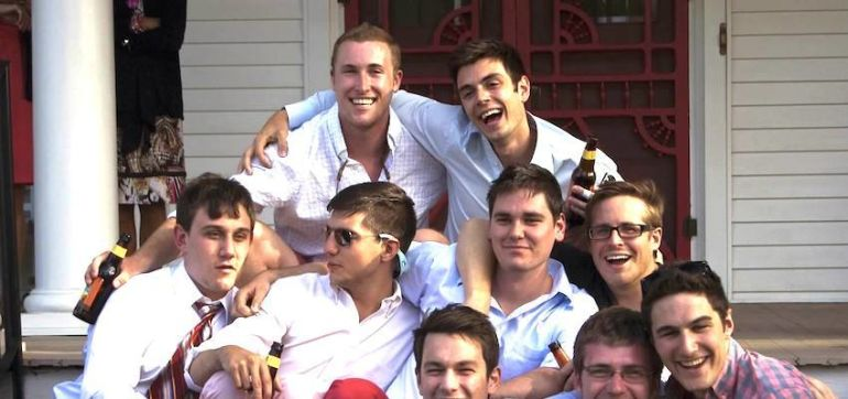 What It Means To Be A Real Man: A Former Fraternity President Weighs In Hero Image
