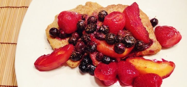Gluten-Free Recipe: The Ultimate French Toast Hero Image