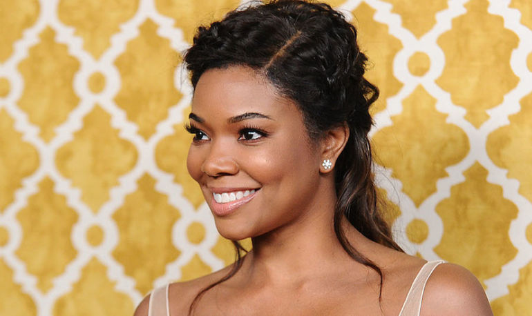 Gabrielle Union Opens Up About Sexual Assault & Self-Esteem Struggles Hero Image