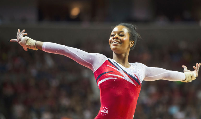 The Game-Changing Words That Helped Gabby Douglas Win A Gold Medal Hero Image