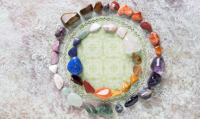5 Crystals To Help You Manifest Your Best Year Yet Hero Image