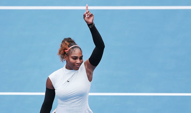 The 7 Wellness Practices That Keep Serena Williams Grounded Hero Image