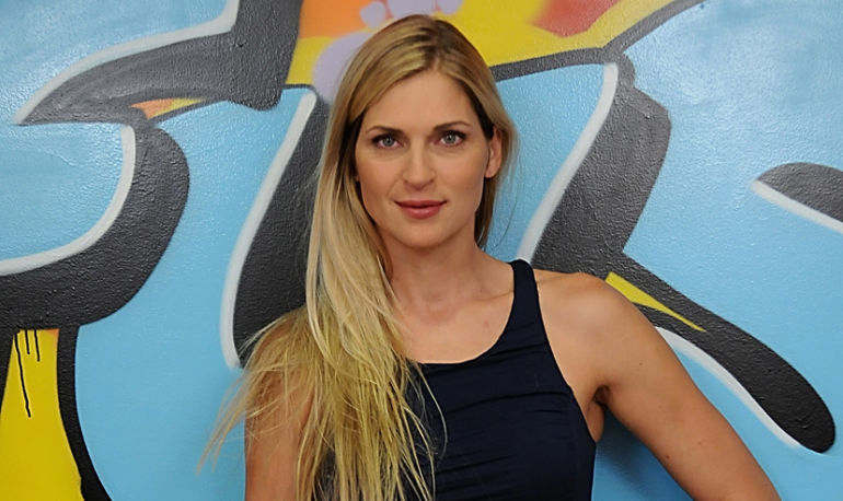 Gabby Reece's 7 Tips For Working Out When You REALLY Don't Want To Hero Image