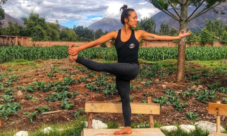 Everyone's A Little Bit Insecure... And Other Things I Learned Teaching Yoga Around The World Hero Image