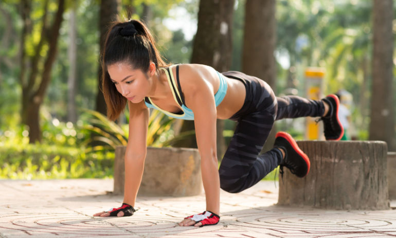 The 3 Best Exercises To Get In Total Body Shape Hero Image