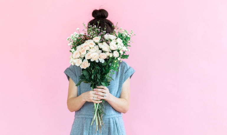 Ditch The Boring Mother's Day Bouquet For These Seasonal Blooms Hero Image
