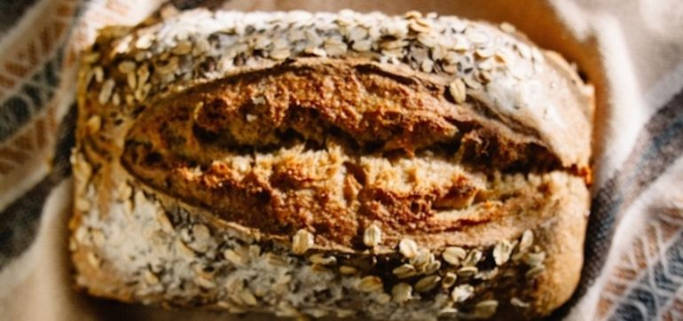 A Grain-Free Bread You Can Actually Toast (Without It Falling Apart) Hero Image