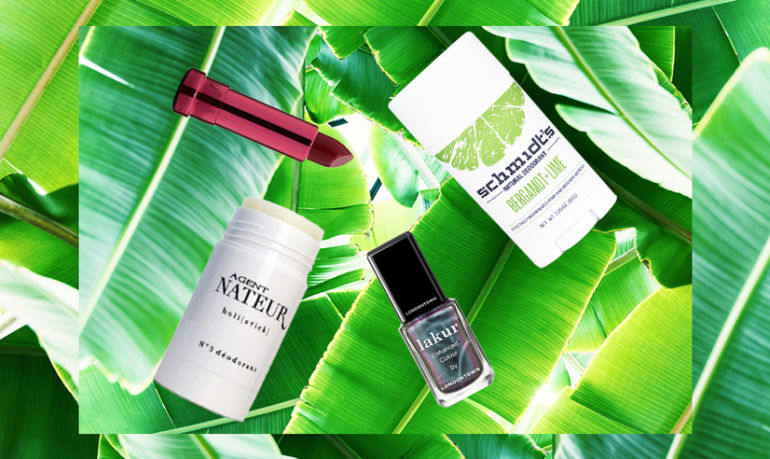 The 5 Most Important Beauty Swaps When You're Going Green Hero Image