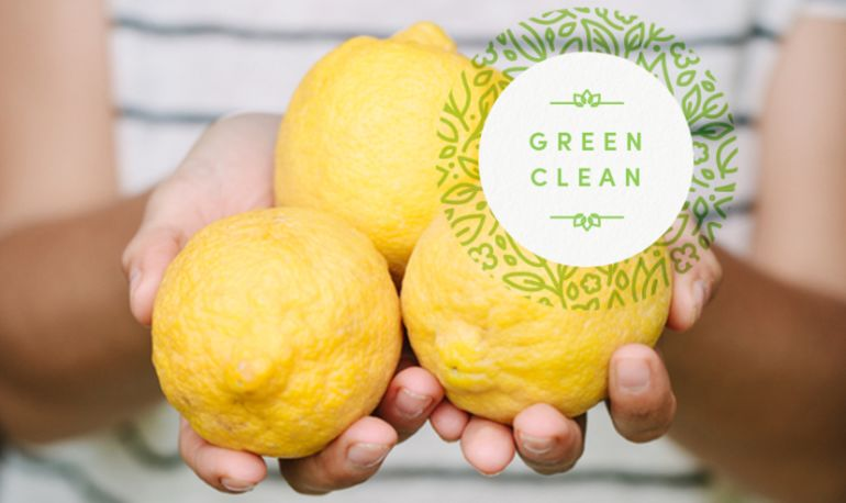 Your Cheat Sheet For Using Nontoxic Cleaners On Everything Hero Image