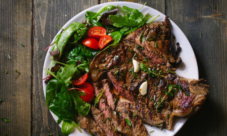 The 5 Biggest Reasons You Should Eat Grass-Fed Meat (If You Aren't Already) Hero Image