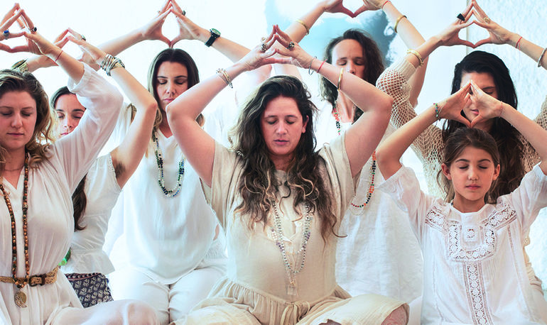 Why 3 Minutes Of Kundalini Yoga Could Change Your Life Hero Image