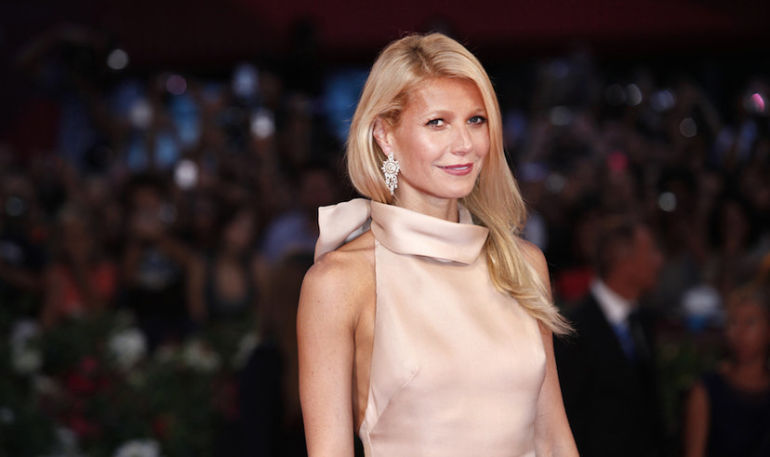 Gwyneth Paltrow's Natural, Vegan Skin Care Line Launches Today Hero Image