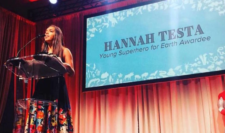 Youngest Environmentalist Ever? How This 14-Year Old Is Changing The Planet Hero Image