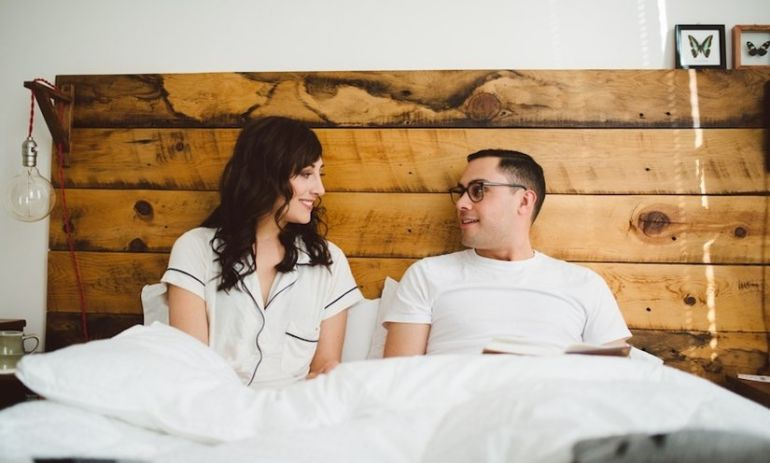 Just Living With Your Partner (No Marriage Required) Is Good For You, Says Science Hero Image