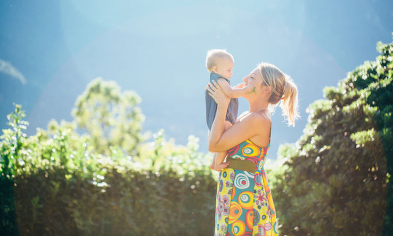 5 Strengths All Women Have (But I Didn't Realize Until I Became A Mom) Hero Image