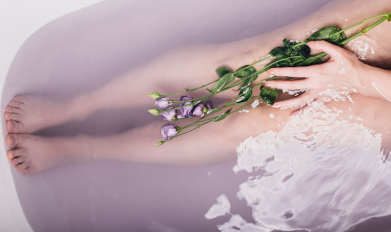 Take Your Self-Care Up A Notch With These Healing Bath Infusions Hero Image