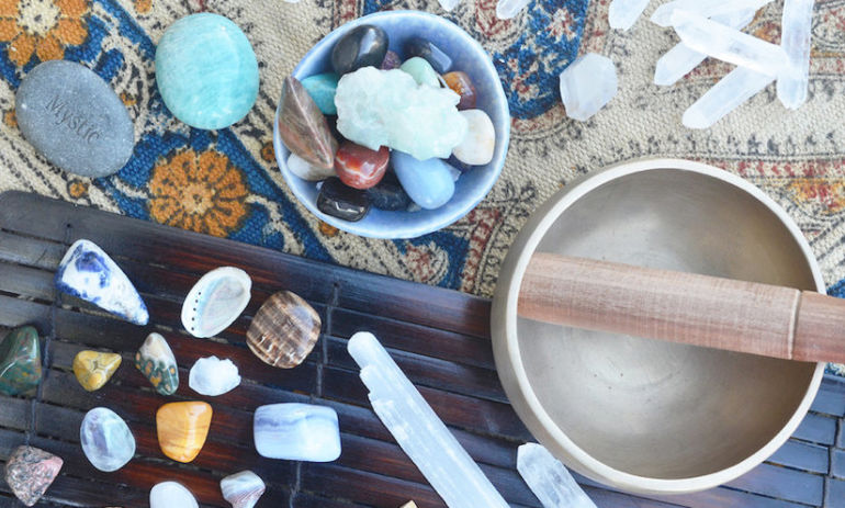 8 Lesser-Known Ways To Use Crystals In Your Everyday Routine Hero Image