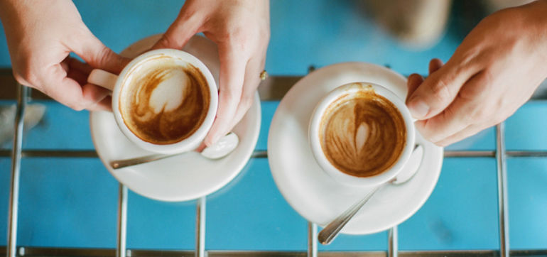 6 Ways To Make Your Morning Coffee Routine Healthier Hero Image