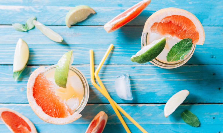 Better-For-You Frozen Cocktails You'll Want To Drink All Summer Hero Image