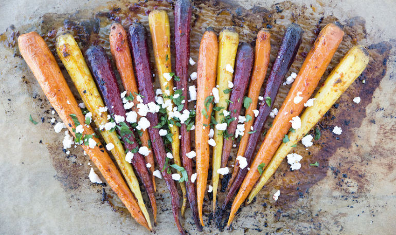 Spice Up Your Side Dish With These Moroccan Carrots Hero Image