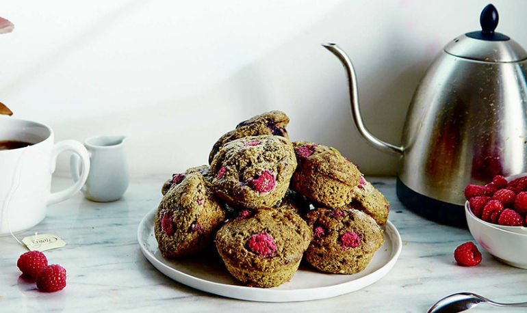 Hemp Berry Muffins That Will Change The Way You Think About Breakfast Hero Image