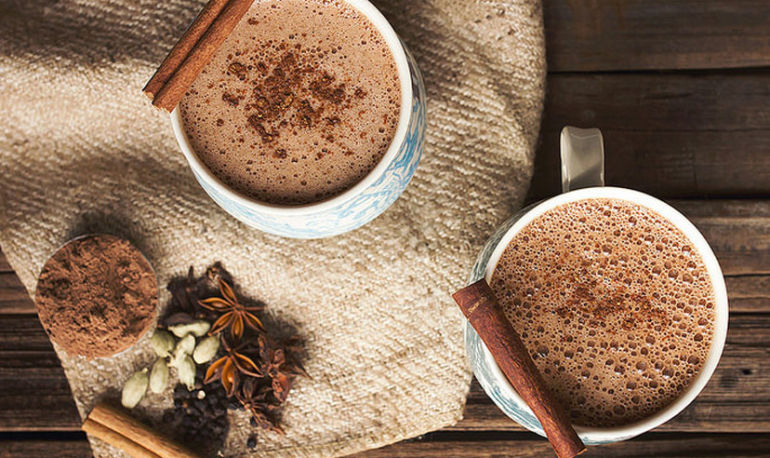 The Hot Chocolate Cure? Functional Recipes For Every Ailment Hero Image