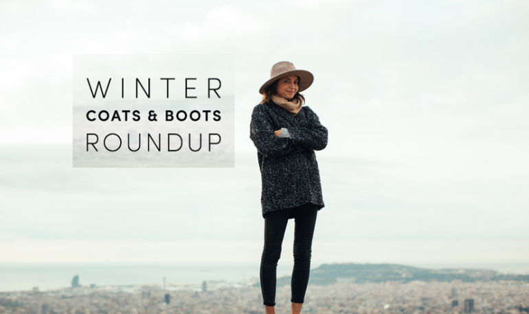 Must-Have Coats & Boots For Winter (All Eco-Friendly + Under $250) Hero Image