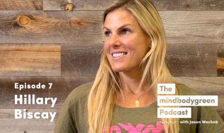 Hillary Biscay On What It Takes To Be An Ironman Champion, Overcoming Doubts & The Truth About Adoption Hero Image