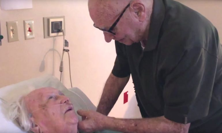 What This 92-Year-Old Man Did For His Dying Wife Will Move You To Tears Hero Image
