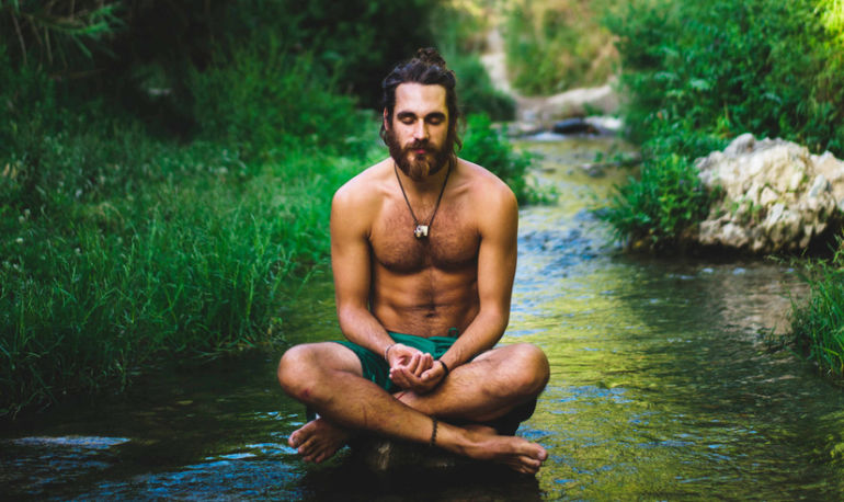 How I Meditate: Author and Philosopher Dr. Nate Klemp Hero Image