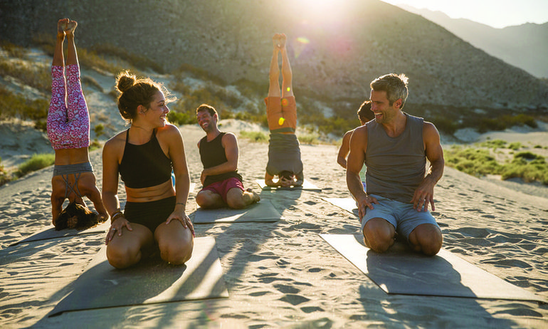 Manduka's New Clothing Line Is As Functional As It Is Stylish Hero Image