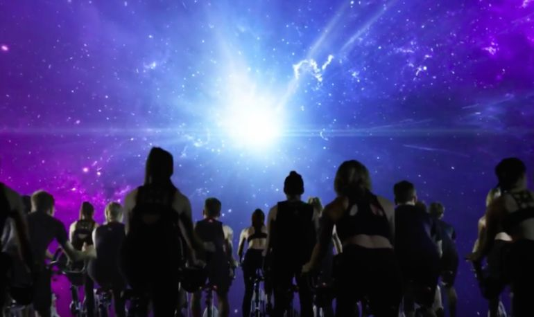 Is An IMAX Spin Class The Next Big Thing In Boutique Fitness? Hero Image